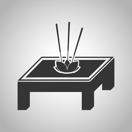 showrooms: table icon