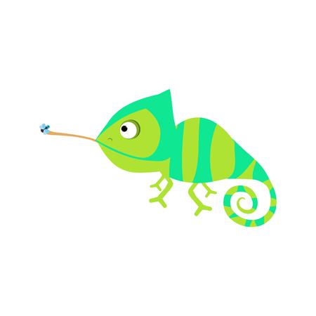 adaptable: chameleon icon