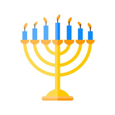 menorah: Menorah icon