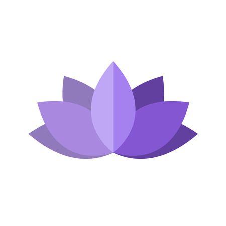 lotus icon Ilustrace
