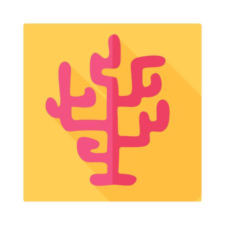 seaweed: seaweed icon Illustration