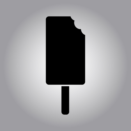 ice lolly: ice lolly icon