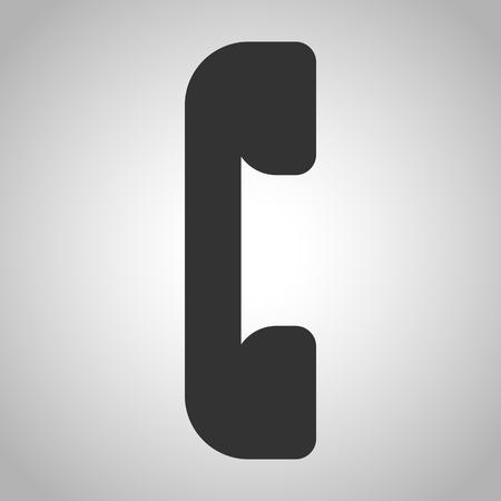 handset: handset icon
