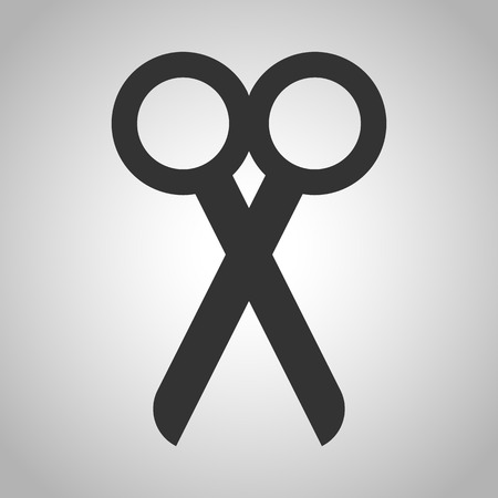 coiffure: scissors icon