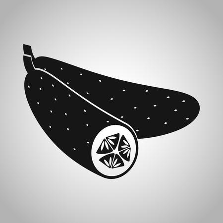 gherkin: vegetables icon