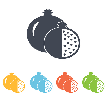 fruit icon Illustration