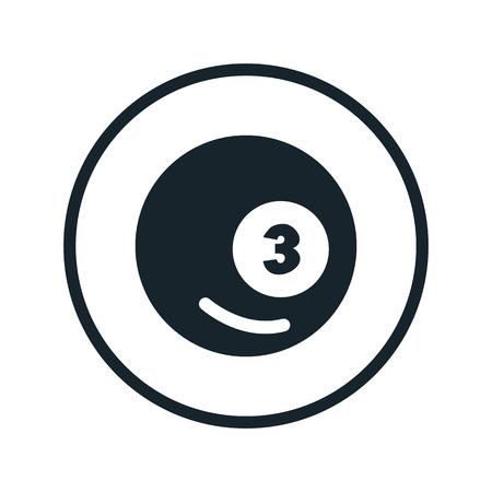 billiards rooms: billiards icon