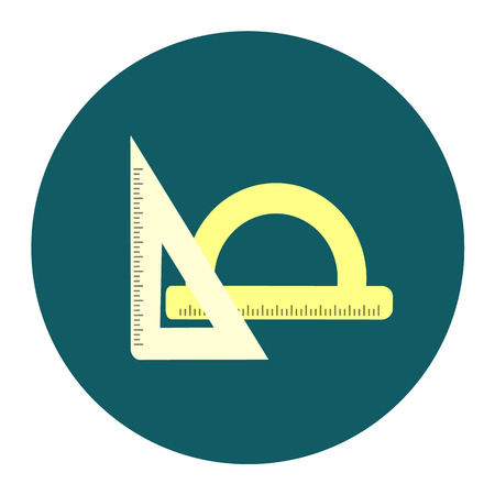 compass and ruler icon