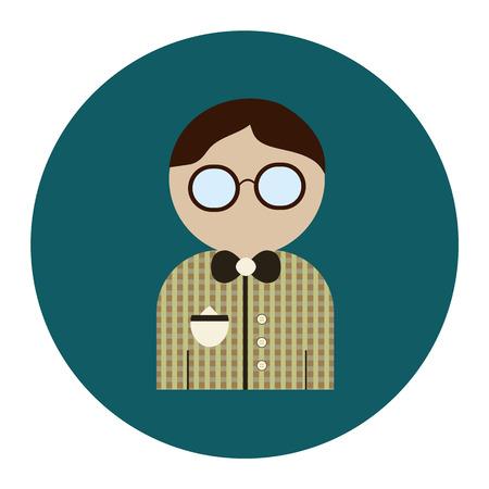 storyteller: schoolboy icon