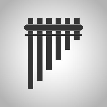 panels: flute panels icon