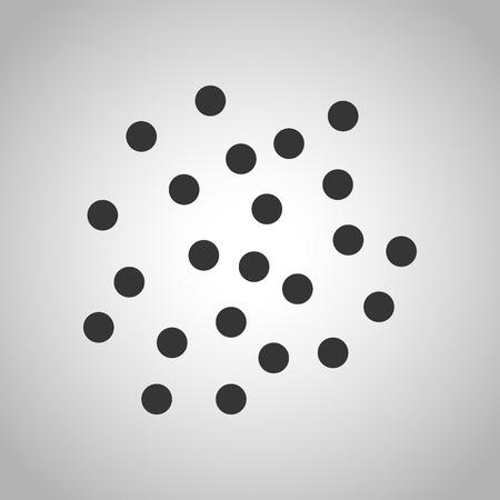 lentejas: icono de lentejas