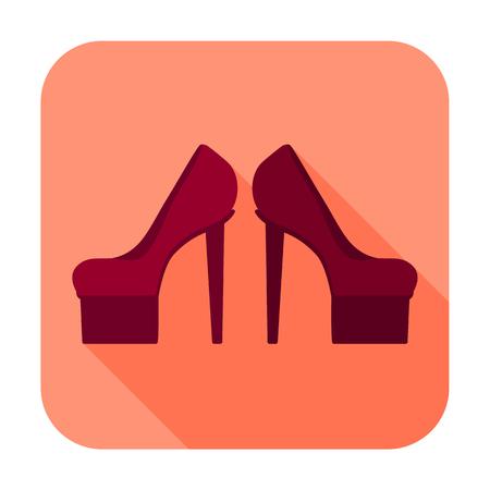 heelpiece: high heels icon