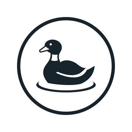 symbol victim: duck icon