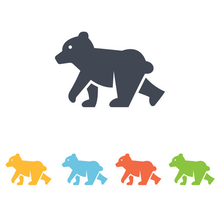 bear trap: bear icon