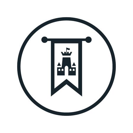 knightly: knightly banner icon