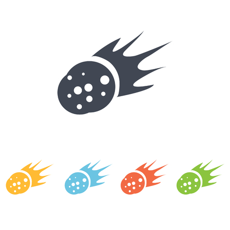 friction: meteorite icon