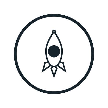 colonization: spaceship icon