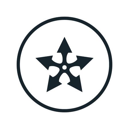 ninja tool: weapon icon