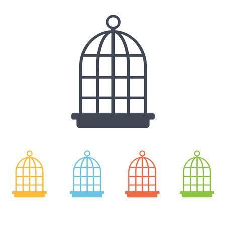 golden cage icon