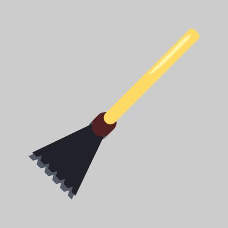 broom flat icon