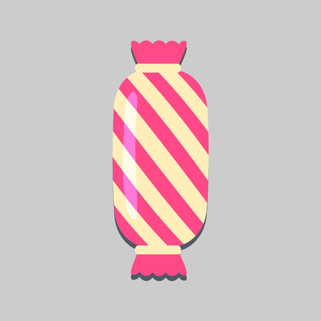 candy flat icon