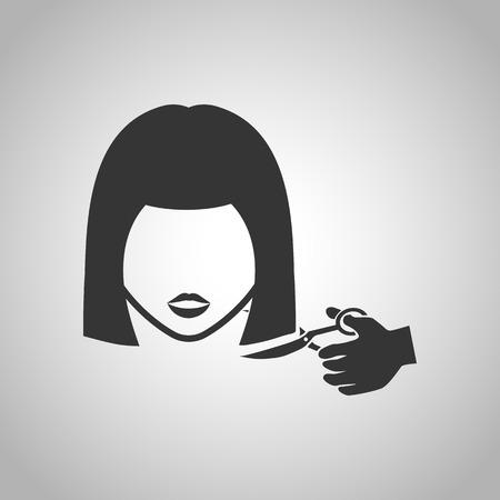 scissors icon: scissors icon