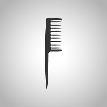 combs: combs for hair icon Illustration