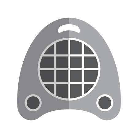 air conditioning flat icon