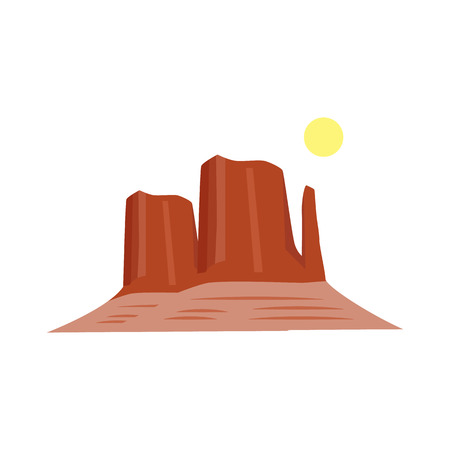 canyon: canyon flat icon