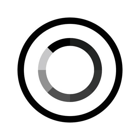 regulator: temperature regulator flat icon