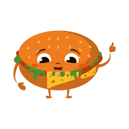 animated food flat icon