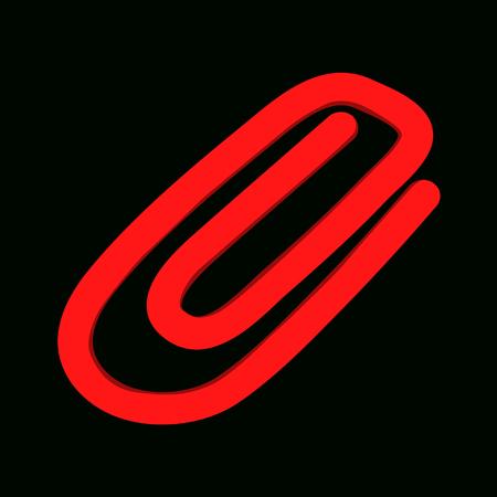 clip isometric icon