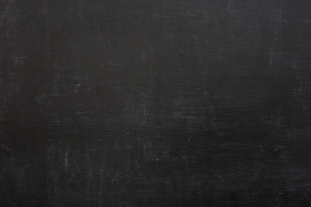 Dirty chalkboard blackboard grunge background Standard-Bild