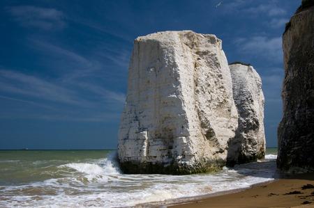 u k: Botany Bay, Kent, U K