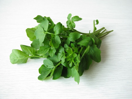 aphrodisiac: Bunch of watercress
