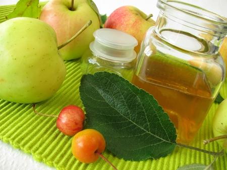 cider: Apple cider vinegar