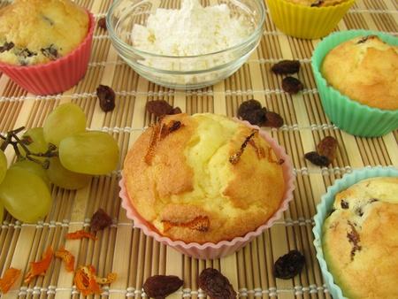 coeliac: Gluten-free muffins from corn flour