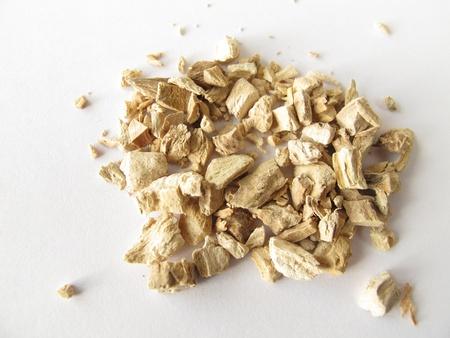 calamus: Calamus root, Calami rhizoma Stock Photo