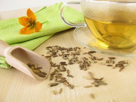 foeniculum vulgare: Fennel tea