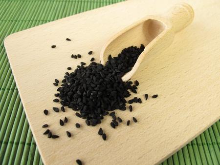 sativa: Black caraway seeds, Nigella sativa