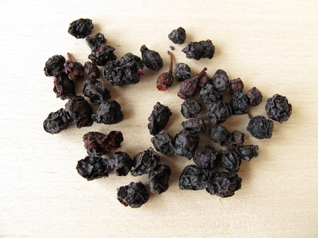 ericaceae: Dried blueberries, Myrtilli fructus