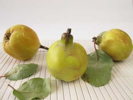 quinces: Quinces Stock Photo