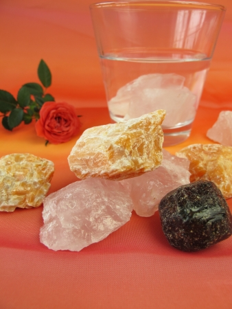 revitalization: Gemstone water for love and harmony
