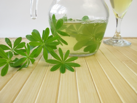 sweet woodruff: Woodruff punch