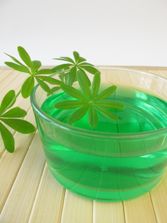 woodruff: Woodruff jelly