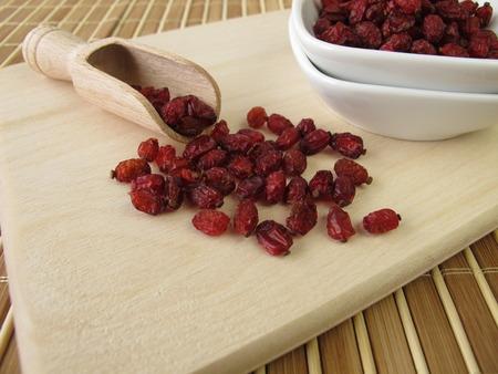 barberries: Dried barberries