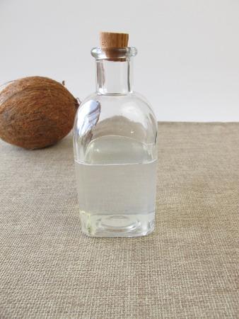coconut oil: Olio di cocco Liquid