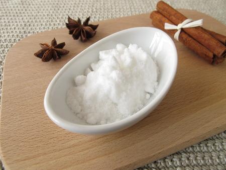 ammonia: Bakers amon�aco y especias