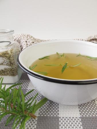 bath additive: Rosemary bath