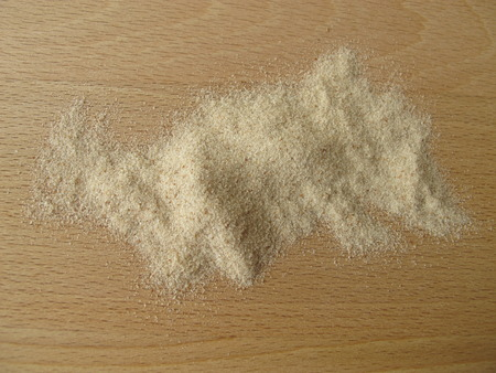 husks: Ground psyllium seed husks